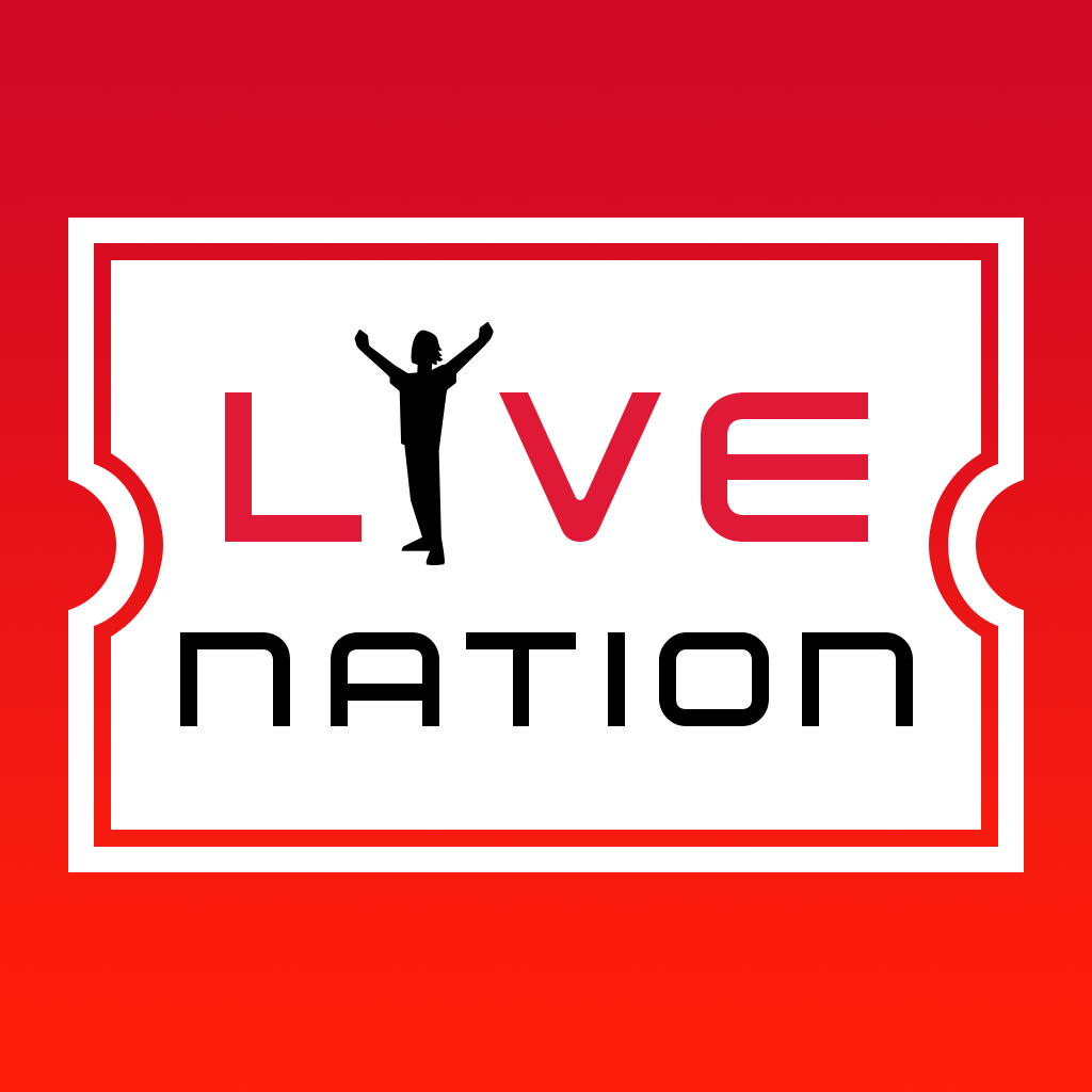 Live-Nation logo