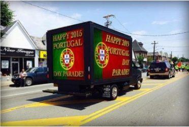 parade truck