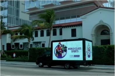 world class sports truck